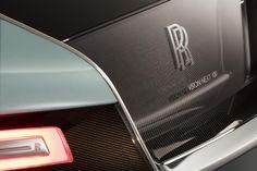 Rolls Royce 103EX interior