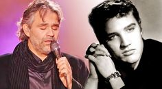 Country Music Lyrics - Quotes - Songs Elvis presley - Andrea Bocelli's Dreamy Ode To Elvis' 'Can't Help Falling In Love With You' Will Give You Chills - Youtube Music Videos http://countryrebel.com/blogs/videos/andrea-bocellis-dreamy-ode-to-elvis-cant-help-falling-in-love-with-you-will-give-you-chill