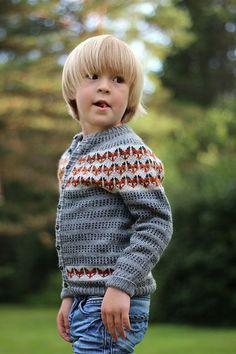Modification Monday: Repo Fox Sweater