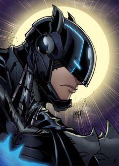 Batman Armor, Batman Vs Superman, Batman Arkham, Gotham, Tim Drake, Damian Wayne, Batman Concept, Batman Redesign, Batman Wonder Woman