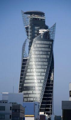 Mode-Gakuen Spiral Towers, Nagoya Japan | Architect : Nikken Sekkei | OpenBuildings