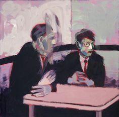 """Saatchi Online Artist Pawel Kwiatkowski; Painting, """"Nothing happens"""" #art"""
