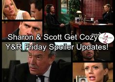 The Young and the Restless Spoilers: Nick Pushes Paul to Reopen Explosion Investigation – Scott Comforts Sharon Over Dylan | Celeb Dirty Laundry