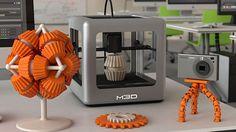 #Ideas Tangibles #Impresora3D #M3D #Gadget