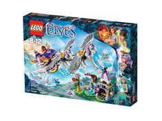 LEGO Elves 41077 Le Traîneau d'Aira - 319p - Fille - A partir de 8 ans - Livré à l'unité