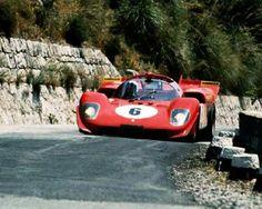 1970 Targa Florio Ferrari 512S Nino Vaccarella