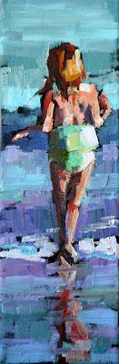 Carol Carmichael Paints summer time 4x12 https://www.amazon.com/Painting-Educational-Learning-Children-Toddlers/dp/B075C1MC5T