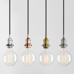 VINTAGE SMALL CEILING LAMP LOFT GLASS METAL PENDANT LIGHT FITTING E27 SOCKET