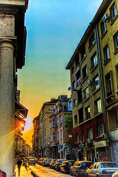 New HDR image of city scapes and sun by MihaelVelkov on Etsy, City Scapes, Creative Photography, Hdr, Image, Travel, Etsy, Viajes, Destinations, Traveling