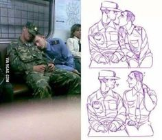 Inspiring image yaoi by olga_b - Resolution - Find the image to your taste Cute Gay Stories, Sweet Stories, Meme Comics, Gay Comics, Lgbt Memes, Funny Memes, Lgbt Love, Cute Drawings, Funny Cute