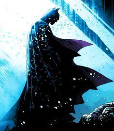 Batman in Detective Comics Rebirth