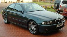 BMW E39 540i Oxford Green