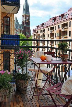 .yo más q con el balcón me qdaba con las vistas