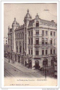 Anvers : Le Théâtre Des Variétés - Antwerpen