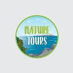 Client Wellington Nature Tours Project Description Logo design to promote Nature Tours around the Wellington Region.