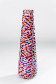 Βάζο Brick Colore 46cm Vase, Home Decor, Decoration Home, Room Decor, Vases, Home Interior Design, Home Decoration, Interior Design, Jars