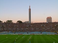 #CopaSudamericana   #Peñarol 2-1 #Estudiantes.  Estadio Centenario