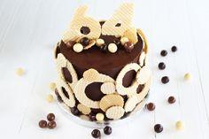 Tarta de chocolate y Galletas de Helado