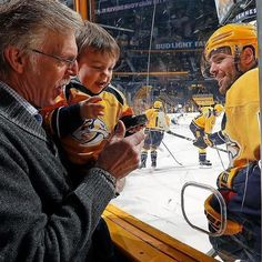 Carrie Underwood's son Isaiah with husband Mike Fisher