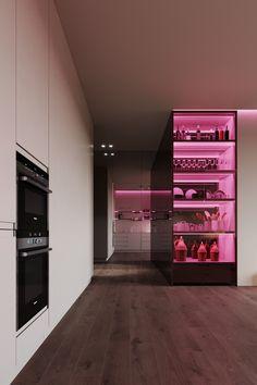 Home Building Design, Home Room Design, Dream Home Design, Home Interior Design, House Design, Dream House Interior, Luxury Homes Dream Houses, Appartement New York, Aesthetic Rooms