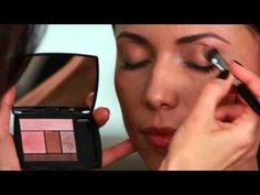 How to Apply Eye Makeup for Deep Set Eyes from Lancôme Hooded Eye Makeup, Hooded Eyes, Smoky Eyes, Deep Set Eyes, Applying Eye Makeup, Luxury Cosmetics, Lancome, Beauty Care, Youtube