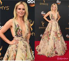 Emmy 2016: Kristen Bell - Fashionismo