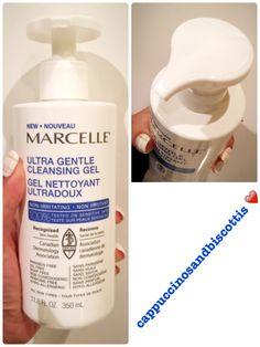 Marcelle Ultra Gentle Cleansing Gel Review  www.cappuccinosandbiscottis.com