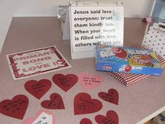 Camille's Primary Ideas: Valentine's Day Activity- Name that Primary song about love