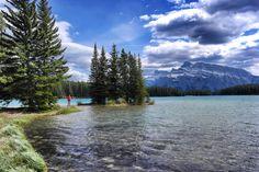Westkanada Highlights in 2 Wochen - Two Jack Lake