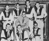 Bill Wimberly and the Country Rhythm Boys