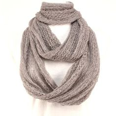 newest obsession? Circle scarves