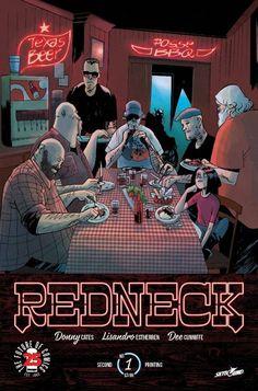 Five Comics Go To Second Print – Redneck, Plastic, Wolverine, Weapon X, Space Riders
