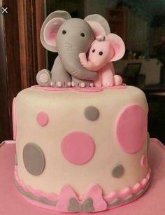 Elephant Baby Shower Cake And Cupcakes Custom Cakes By . Blue And White Baby Shower Cake Shower Cakes And White . Unique Baby Shower Cakes, Idee Baby Shower, Elephant Baby Shower Cake, Shower Bebe, Baby Shower Parties, Baby Shower Themes, Baby Boy Shower, Baby Shower Decorations, Shower Party