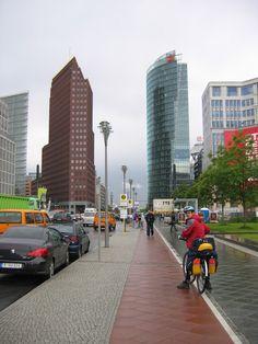 Блог Игоря Шаповалова • О том, почему не надо делать покрытие велодорожек...