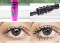 Rimmel Scandal Eyes Show Off Mascara- my new favorite mascara! Love this stuff