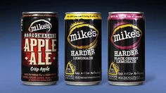 Image result for mike's hard lemonade small can 8%