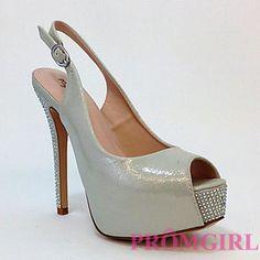 Rihanna Silver at PromGirl.com