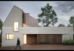 McCloud's HAB goes upmarket with high-end Pardey homes | News | Architects Journal