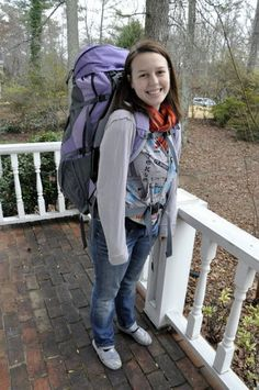 There comes a point when clothing options are outweighed by the simple need to easily maneuver on your travels. Caroline decided to go from a 65L to a 36L backpack after a year of travel in Australia.