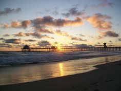 Orange County, USA: Huntington Beach