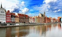 Gdansk Poland...  Marta I will visit you one day I promise..