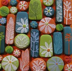 Superb daily blog offering wonderful polymer clay inspiration by Cynthia Tinapple, an amazing artist in her own right.