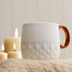 Jewel Mug - White, 12 fl oz. $8.95 at StarbucksStore.com