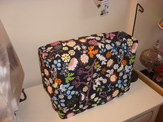 Easy Sewing Machine Cozy