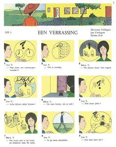 Audiovisuele Methode Nederlands / Les 5 : EEN VERRASSING (1)