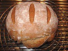 Roggenmischbrot Mein absolutes LIEBLINGSbrot! ;o) Auch für den Brotbackautomat geeignet! - Rezept mit Bild
