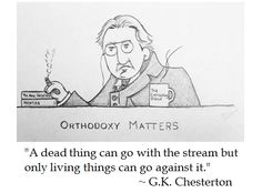Gl.K. Chesterton on Live