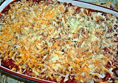 Lasagna is one of my favourite dishes. This is a bit of a twist on a classic. Eating Well, Paella, Lasagna, Macaroni And Cheese, Dishes, My Favorite Things, Classic, Ethnic Recipes, Food