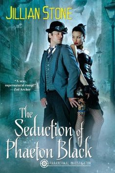 Book Chick City | Reviewing Urban Fantasy, Paranormal Romance & Horror | REVIEW: The Seduction of Phaeton Black by Jillian Stone (click for review)