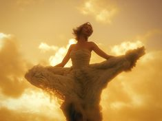 """Tyler Shields on Instagram: """"Dancer in the clouds. A fairytale is just a dream we deem to impossible to be real, but fairytales happen ever day, every moment someone…"""" Allie Marie Evans, Tyler Shields, Live In The Present, People Photography, Romance Novels, Big Picture, Fairy Tales, Dancer, Clouds"""